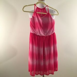 ❤️ Pink Ombre Dress for Girls Sz 14